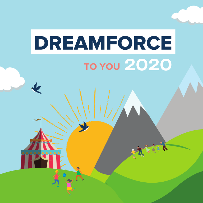 Dreamforce to you 2020